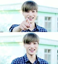 #Kai #Jongin #EXO  #smile #cute