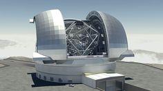 ¿Sabías que en el Desierto de Atacama estará el telescopio más grande del mundo?. Más en explora.cl