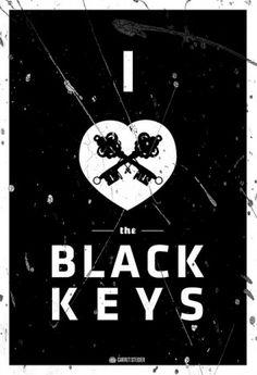 Poster - Black Keys