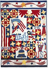 (P) Star Spangled Celebration by Stitchin' Heaven Online Store