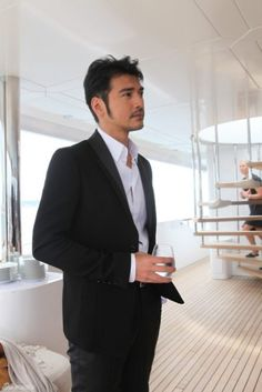 Afternoon eye candy: Takeshi Kaneshiro (30 photos)