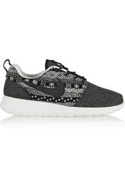 Baskets en laine et en feutre de laine Roshe One Winter