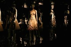 One of the most famous fashion exhibits of the late designer Alexander McQueen, 'Savage Beauty' is coming to the Victoria & Albert Museum next Spring in London, England.