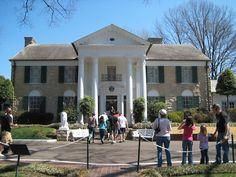 Graceland...(Memphis, Tennessee)