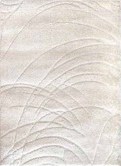 Cut Loop Ivory Modern 3x5 Area Rug Abstract Lines Carpet - Actual 2'6'' x 4'6'' - http://home-garden.goshoppins.com/rugs-carpets/cut-loop-ivory-modern-3x5-area-rug-abstract-lines-carpet-actual-26-x-46/
