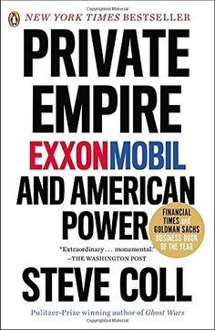 Private Empire: ExxonMobil and American Power  US $10.40 & FREE Shipping  #bigboxpower