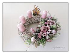Grapevine Wreath, Grape Vines, Decoupage, Shabby, Wreaths, Advent, Christmas, Gardening, Design