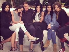 Kim Kardashian Puts 'Family First' in Adorable Group Snap http://www.people.com/article/kim-kardashian-bruce-jenner-family-first-photo