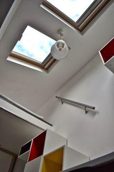 Escalier rangement sur mesure pour une mezzanine un norme volume de rangeme - Escalier cube mezzanine ...