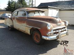 1951 Chevrolet/Chevy Fleetline Fastback Deluxe(Coupe) Fresh import, Very solid  Photo