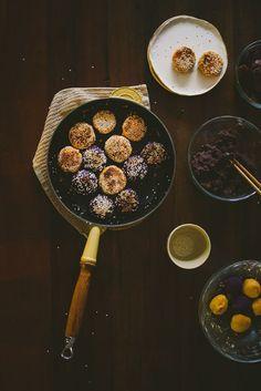 sweet potato mochi cake | le jus d