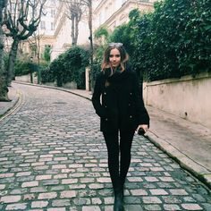 The Sunday Post: Paris, What I Wore