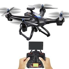 Drone, Kingspinner Global Drone X183 With 5GHz WiFi FPV 1080P Camera GPS Brushless Quadcopter,Flying Time: 15-20mins, Control Distance: 400m-Black - http://www.dronefreeapps.com/product/drone-kingspinner-global-drone-x183-with-5ghz-wifi-fpv-1080p-camera-gps-brushless-quadcopterflying-time-15-20mins-control-distance-400m-black/