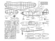 Bell P-39 Airacobra - plan thumbnail
