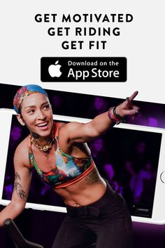 Ride with a world-class cycling trainer from the comfort of your home. Download Peloton.
