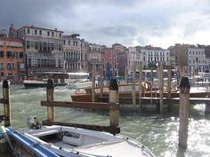 Venice is like water in my veins. Photo by Betty Esperanza.
