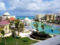 Iberostar Grand Paraiso in Riviera Maya.  My absolute favorite resort, suites and amenities  fabulous, private beach and great food.