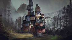What Remains of Edith Finch / Theo Aretos
