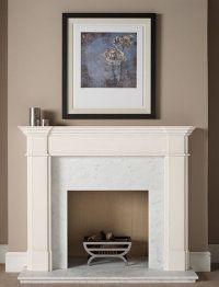 Como hacer falsa chimenea 4 inspiraci n pinterest accesorios decorativos ficticio y - Accesorios para chimeneas decorativas ...