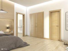 Inspiración, interiorismo y decoración: Puerta interior madera modelo Palma | Puertas Castalla
