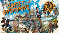 Sunset Overdrive's box art had to capture the game's crazy spirit in one image | Polygon