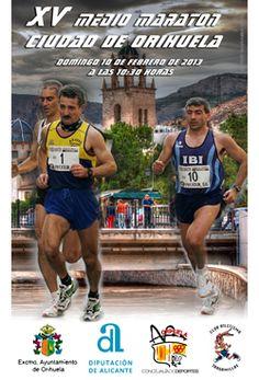 XV Medio Maratón Ciudad de Orihuela