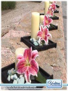arreglos florales y centros de mesa para boda y xv años San Nicolás de los Garza | Vivanuncios