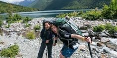 Hiking in New Zealand doesn't get better than the Kiwi Classic! See what makes this one of the most action packed NZ hiking tours! Hiking Tours, Kiwi, New Zealand, Trail, Classic, Derby, Classic Books