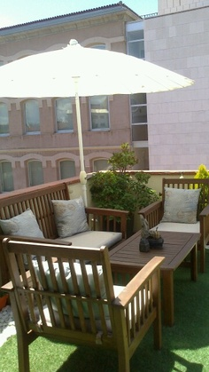 Mi little garden in a flat