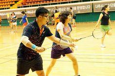 2015 목포 유달산배 전국 생활체육 배드민턴 대회 개최