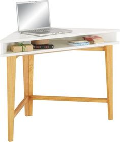 nett kleiner schreibtisch g nstig wohnen pinterest schreibtische f r kleine r ume. Black Bedroom Furniture Sets. Home Design Ideas