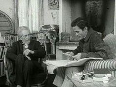Pier Paolo Pasolini reads for Ezra Pound Film Director, Writer, Poetry, Reading, Books, Contemporary, Movies, Libros, Writers