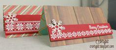 Christmas Card made with Simon Says Stamp Christmas Cardkit 2013
