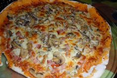 Massa de Pizza Ultra Rápida | SaborIntenso.com