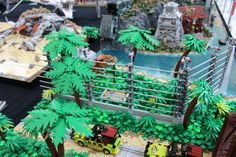 Jurassic park  | by legopettho