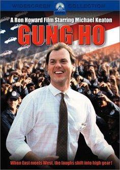Gung Ho (1986) w/Michael Keaton.  Should watch?