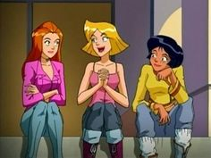 60 - Planet of the Hunks - - Totally Spies!