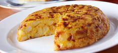 Ισπανική ομελέτα με πατάτες