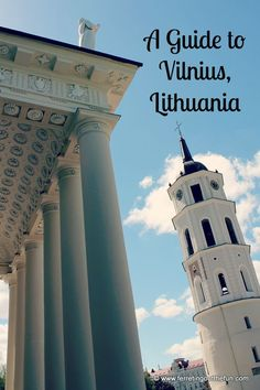From its UNESCO-listed Old Town and dozens of churches to a world-class university and burgeoning food scene, #Vilnius #Lithuania is well worth exploring.