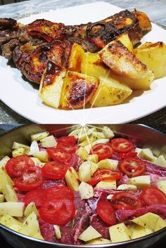 Hawaiian Pizza, Food And Drink, Pork, Chicken, Meat, Ethnic Recipes, Pastries, Pork Roulade, Pigs