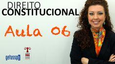 Aula 06 - Direito Constitucional - Eficácia e Aplicabilidade das Leis Co...
