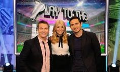 play to the whistle is a program worth watching. its a funny program based on sport, when a number of celebrities will have to answer various questions on sport!!!!!