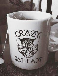 Crazy Cat Lady Mug #OhlandtVet