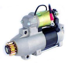 Mercury / Mariner / Yamaha 75-100 Hp Starter / 12V CCW ROT PH130-0055, 804312T1 #Yamaha