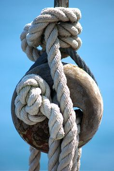 pirates-world:  Rope and pulley / sulla55