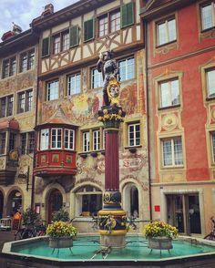 Stein am Rhein #switzerland