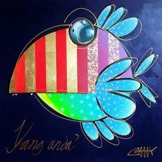 Joyce van Oorschot - Vissen 09