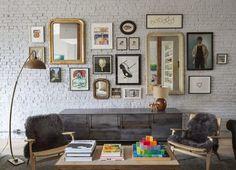 [Industrial] Brick Factory Loft en Brooklyn | Decorar tu casa es facilisimo.com