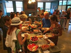 Wilmington Vegan July 2015 Potluck