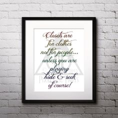 Rainbow Quote Print | Pride Art | Out of the Closet | Gay Pride | Inspirational Quote Print | by PixelsandParts on Etsy